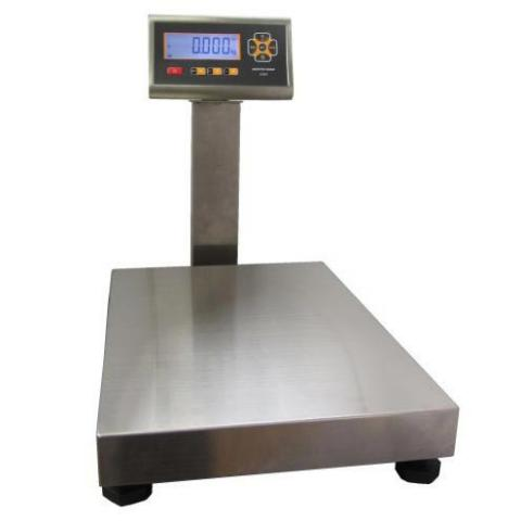 White Bird I10S-SXX Stainless Steel Bench Scale