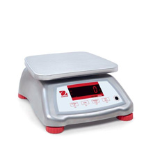 Ohaus Valour 2000 Stainless Steel Bench Scale