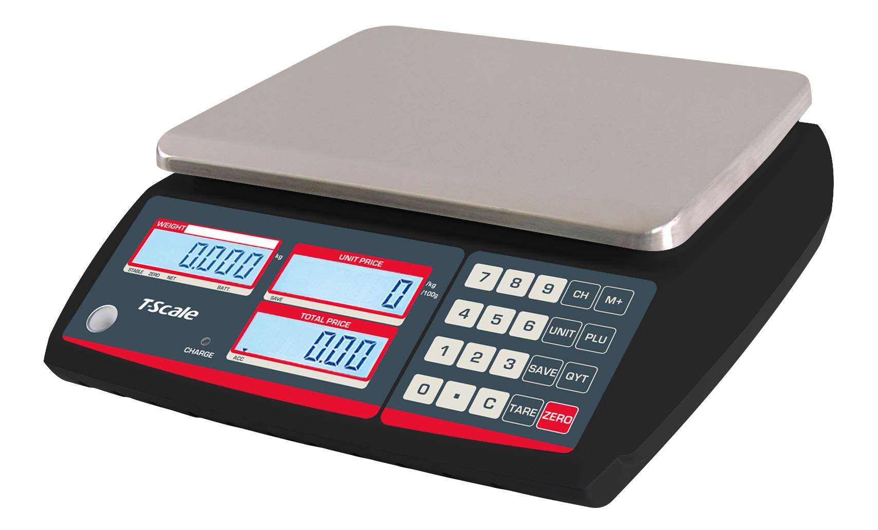T Scale WTP Price Computing Retail/Shop Scale
